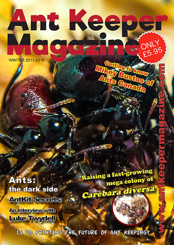 Ant Keeper Magazine (issue 1)