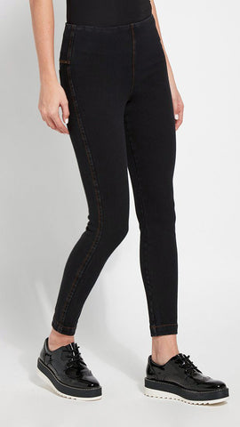 Toothpick Denim Lysse Leggings (Black) - last ones!