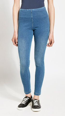 Toothpick Denim Lysse Leggings (Midwash) - last ones!