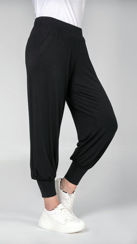 Harem Pants (Black or Navy) by Mat
