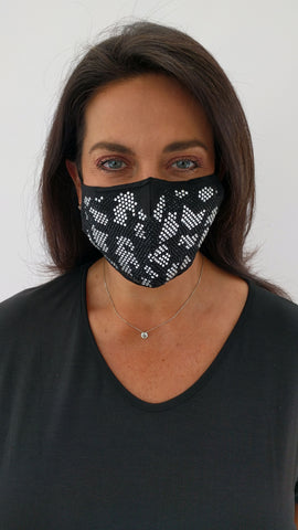 Bling Fashion Masks (4 Designs) - Limited!