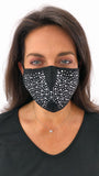 Bling Fashion Masks (Leopard or Stars) - Restocked!