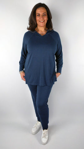 Essential Jersey Separates (Navy) - Various Tops & Pants + new! Leggings