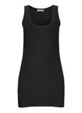 Essential Tank Vest Top (Black) - all sizes back in!