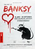 Banksy - The Art of Banksy Exhibition Amsterdam 2016