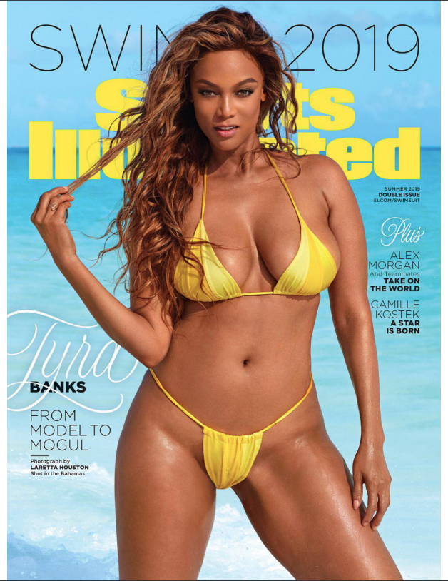 Monica Hansen Beachwear Featured in Sports Illustrated Swimsuit Issue