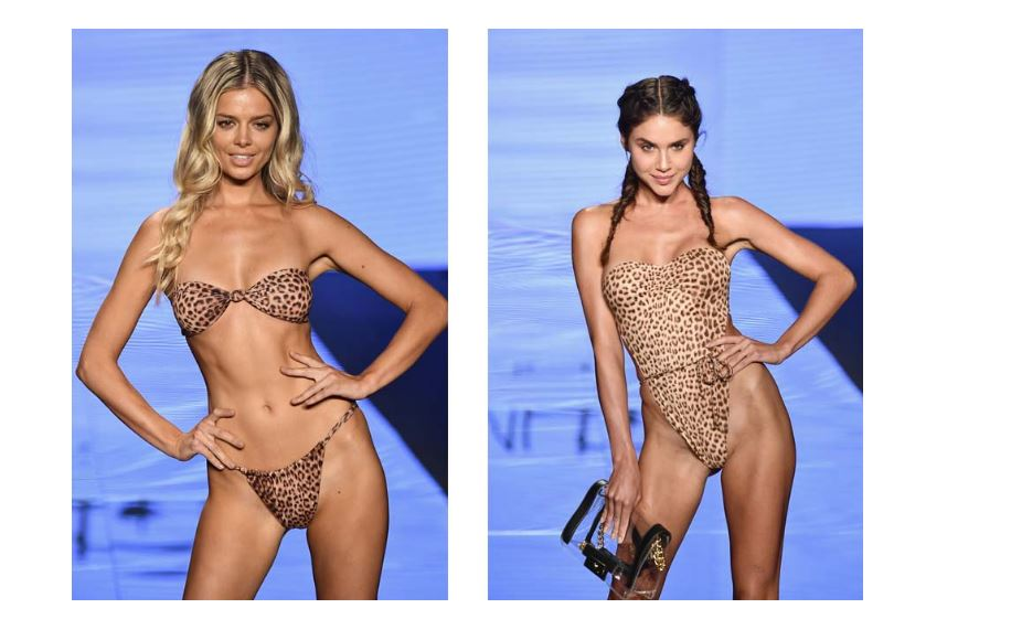 Monica Hansen on Bikini.com Runway Review
