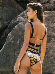Capri Boy Short Bottom-Monica Hansen Beachwear