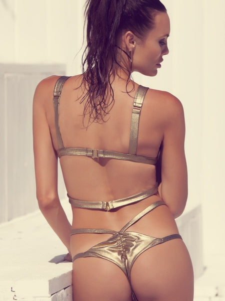 Gold Rush 2 Strap Bottom