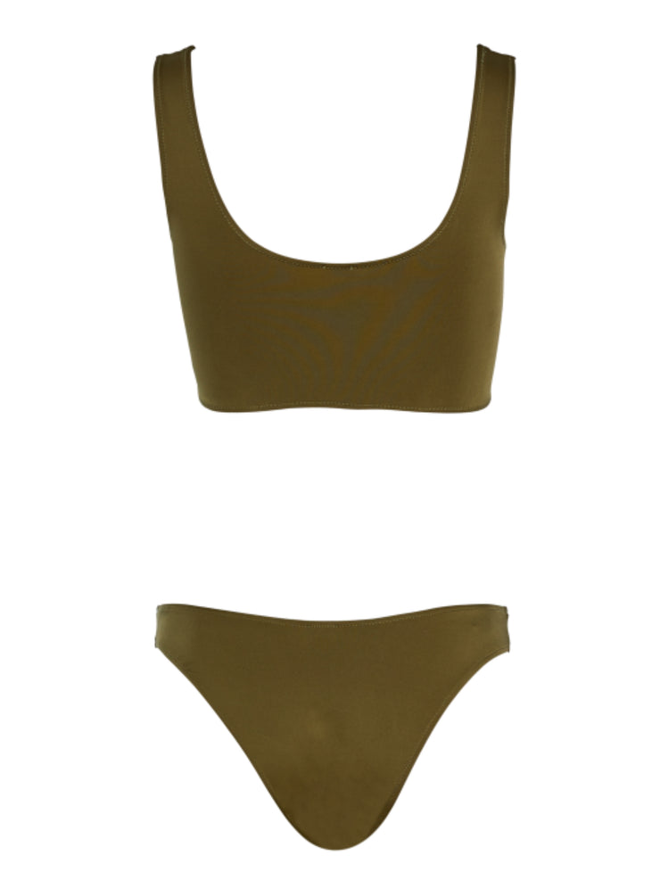 "Slay Baby ""U"" Bikini Bottom - - High End Bikini Bottoms 