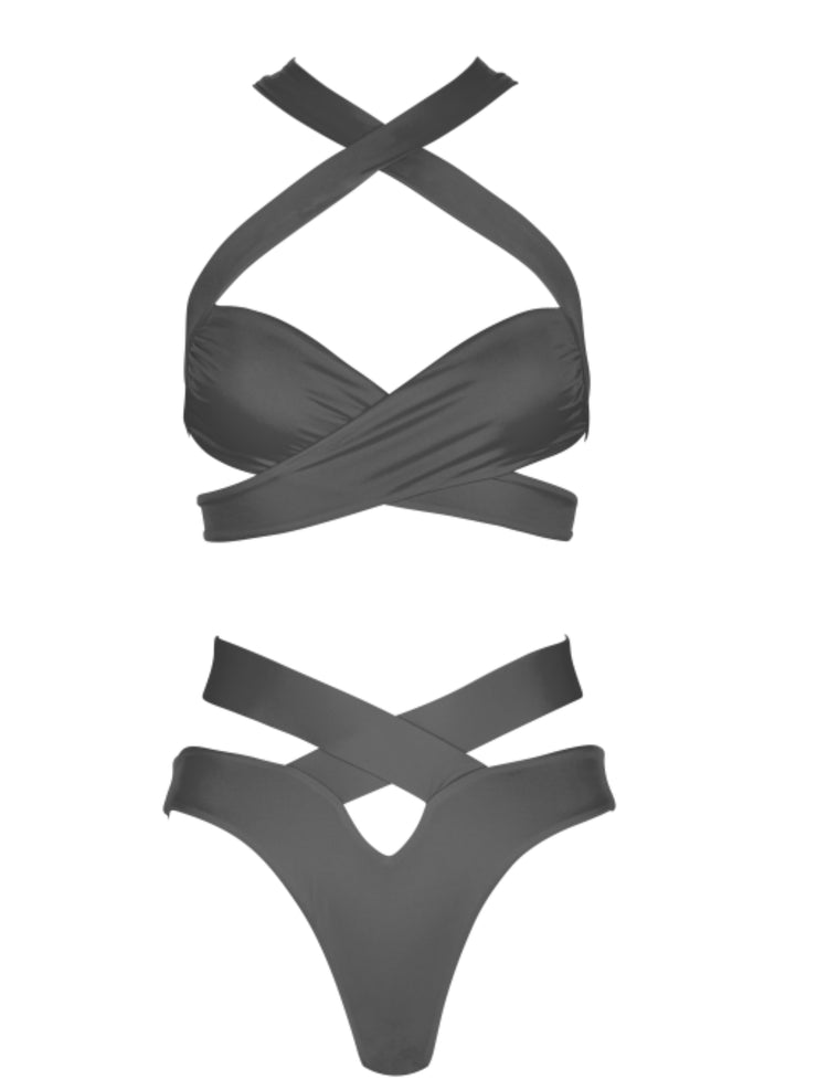 Endless Summer Wrap Around Bottom - Sexy Two-piece Bottoms | Monica Hansen Beachwear