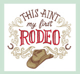 "AnnaGrace Reglan ""This Ain't my first Rodeo"""