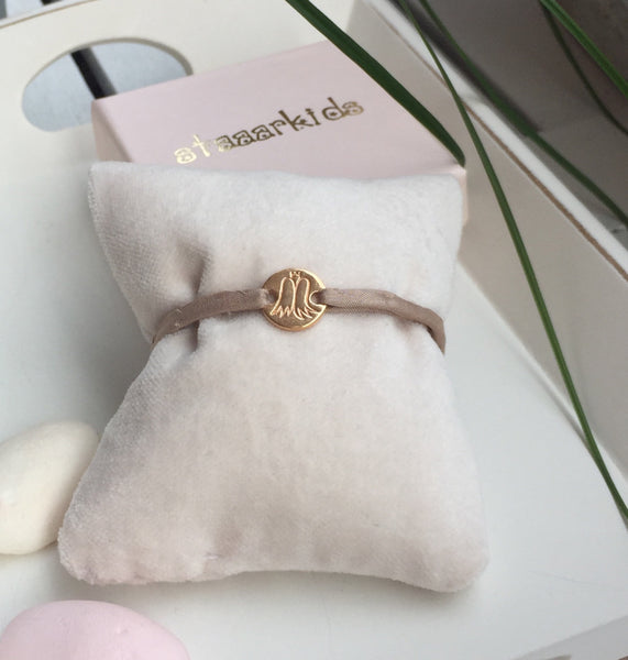 ANGEL BRACELET GOLD - Staaarkids