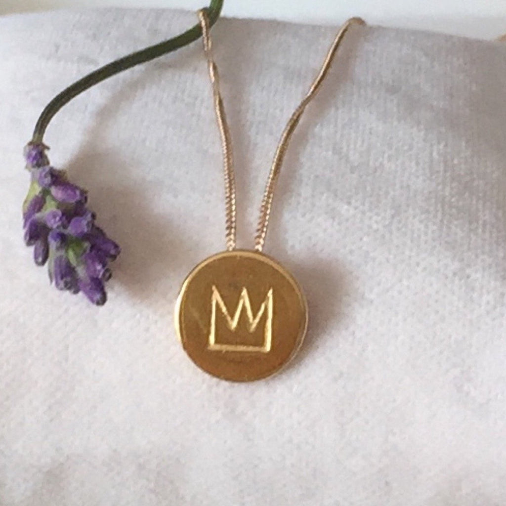 PRINCE NECKLACE GOLD - Staaarkids