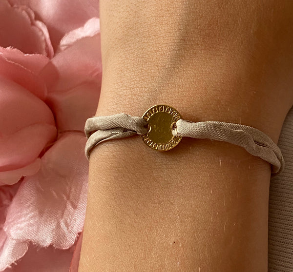 COOKIE BRACELET GOLD