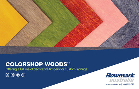 ColorShop Wood™