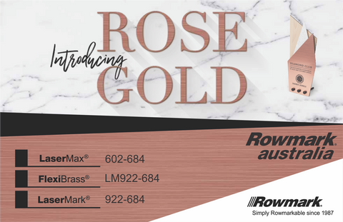 Rose Gold DL cards