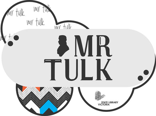 Mr Tulk Combination logo
