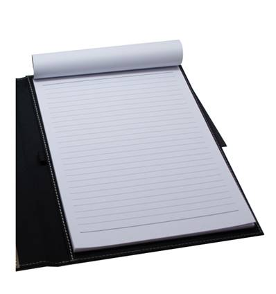 "Saddle Collection Laserable Portfolio Large (241.3mm x 304.8mm, 9.5"" x 12"")"