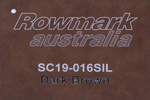 Leatherette Engraving Sheet in Dark Brown 305x610mm