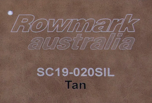 Leatherette Engraving Sheet in Tan 305x610mm