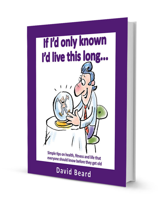 Health and Wellness book from David Beard