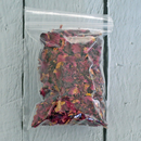 Rose Buds And Petals - Hermit Crab Food - Organic - Hermit Crab - Pet Food - Hermie's Kitchen