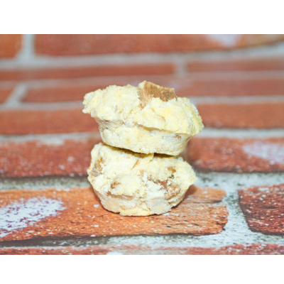 Coconut Crunch Cakes - Hermit Crab Food - Organic - Hermit Crab - Pet Food - Hermie's Kitchen
