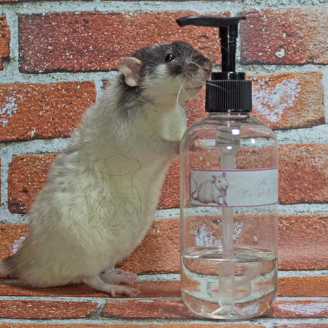 Ah Rats! It's Bath Time│Rat Shampoo