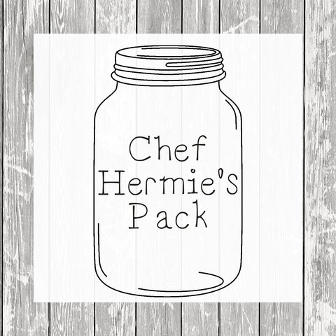 Chef Hermie's Pack │ Hermit Crab Food