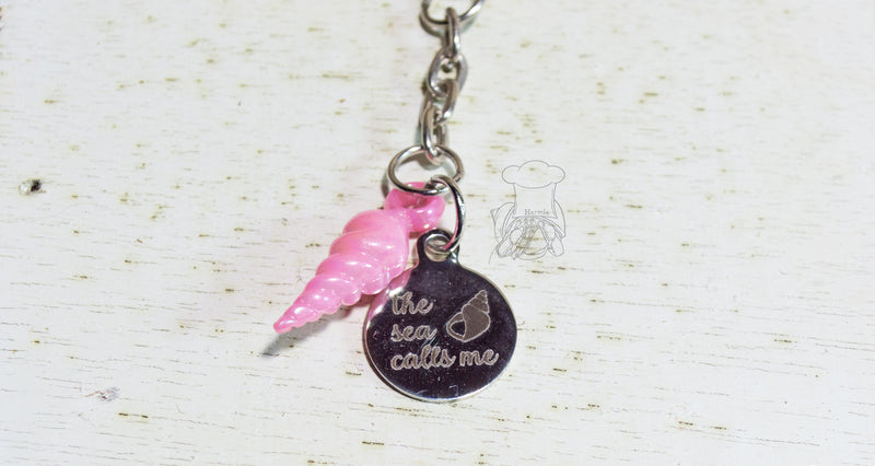 The Sea Calls Me - Key-chain Add On - Hermie's Kitchen