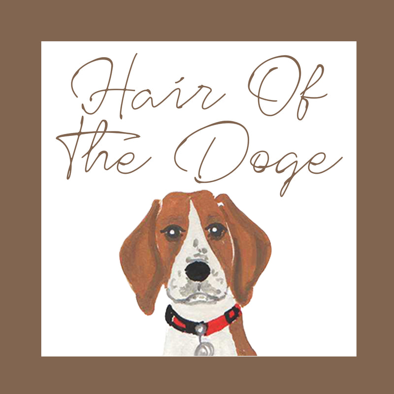 Hair Of The Doge │ Dog