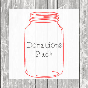 Donation Packs │ Hermit Crab Food