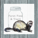 Meat Donuts │ Ferret Treats