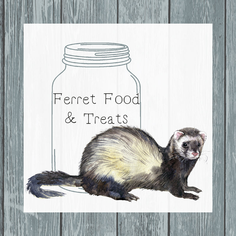 Meat Donuts │ Ferret