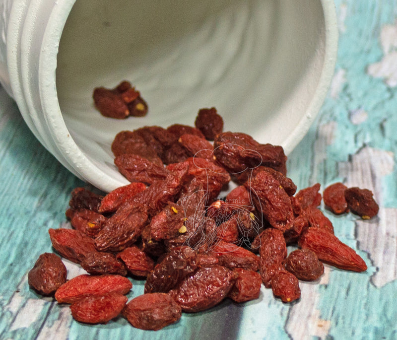 Goji Berries │ Hermit Crab