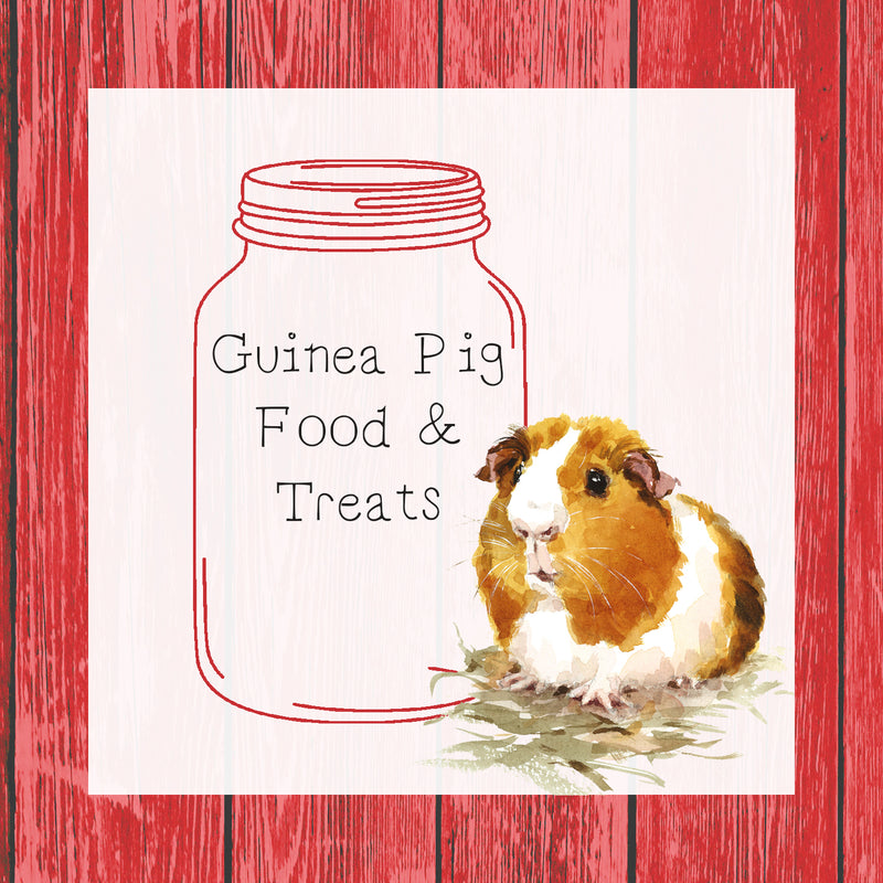 Mean Greens │ Guinea Pig