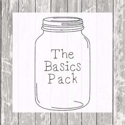 The Basics Pack - Hermit Crab Food - Organic - Hermit Crab - Pet Food - Hermie's Kitchen