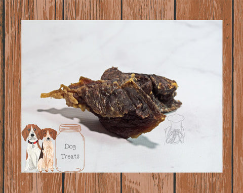 Beef Lung - Dog Treats - Pet Treats - Raw Feeding - Treats - Natural Dog Treats - Hermie's Kitchen