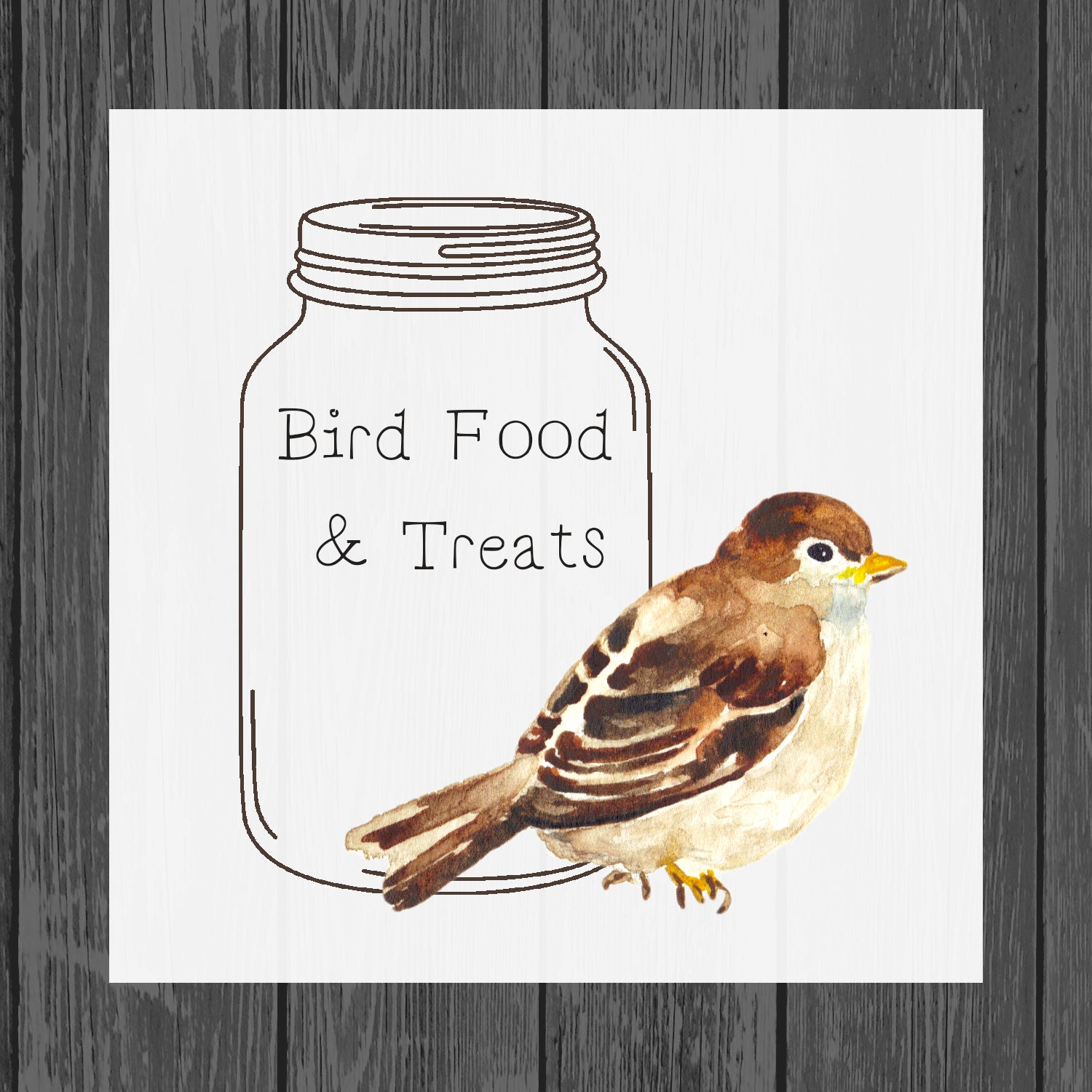 Con-seed-ed - Bird - Bird food - Pet Food - Bird Seed - Birds - Pet Treats - Bird Treats - Bird Treat - Treats - Food - Organic - Hermie's Kitchen