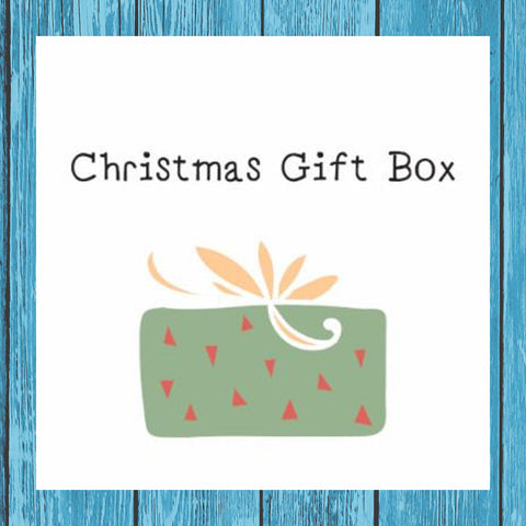 Christmas Gift Box - Hermit Crab Food - Hermie's Kitchen