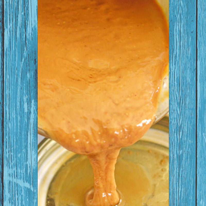 Homemade Peanut Butter - Hermit Crab Food - Organic - Hermit Crab - Pet Food - Hermie's Kitchen