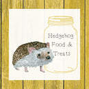 Grasshoppers │ Hedgehog