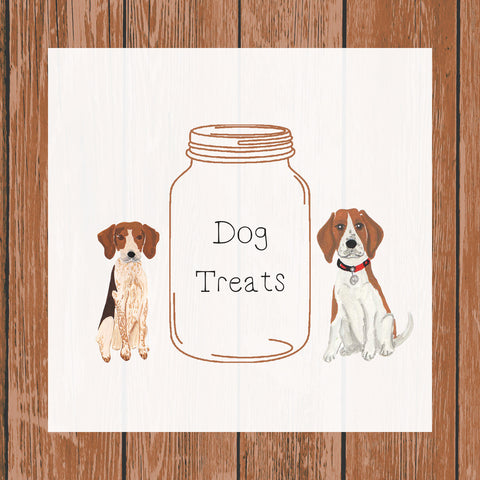 Paw Print Supplements - Dog Treats - Pet Treats - Raw Feeding - Treats - Natural Dog Treats - Hermie's Kitchen