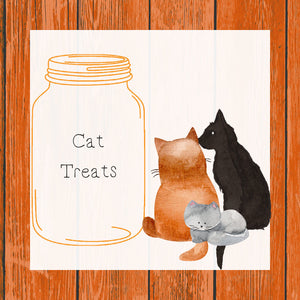 Salmon Trim - Cat Treats - Pet Treats - Raw Feeding - Treats - Natural Cat Treats - Hermie's Kitchen