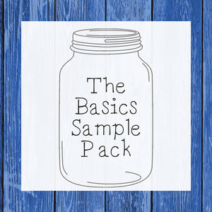 The Basics Sample Pack - Hermit Crab Food - Organic - Hermit Crab - Pet Food - Hermie's Kitchen