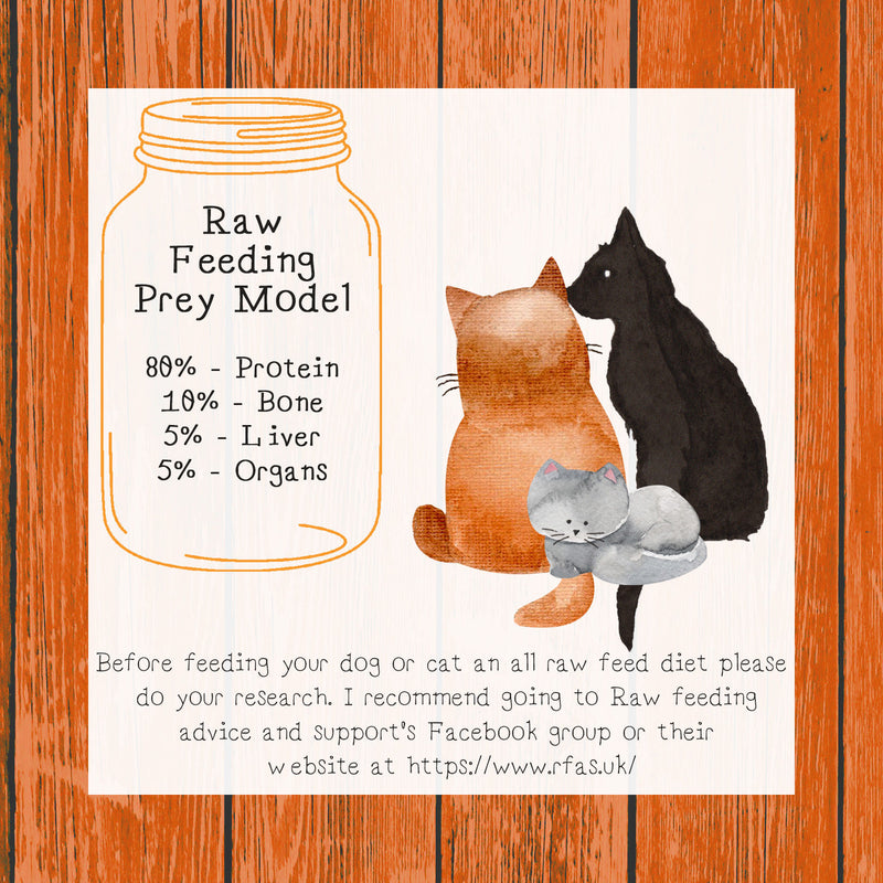 Chicken Trim - Cat Treats - Pet Treats - Raw Feeding - Treats - Natural Cat Treats - Hermie's Kitchen