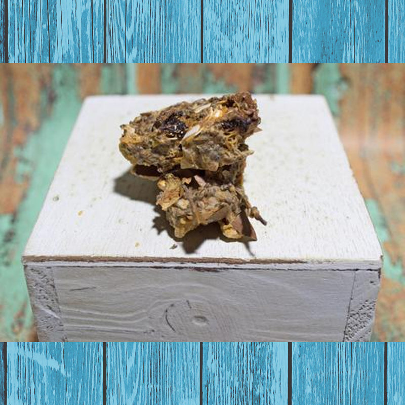 Meal Bars - Hermit Crab Food - Organic - Hermit Crab - Pet Food - Hermie's Kitchen