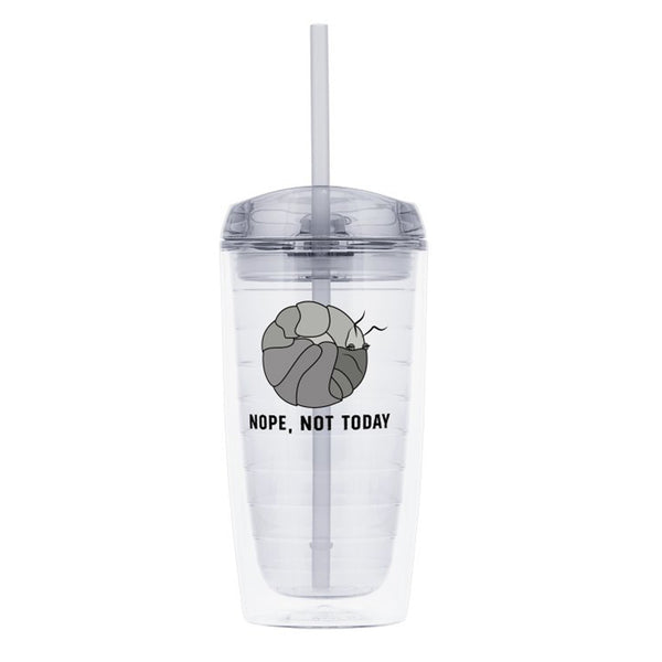 Nope, Not Today Tumbler │16 oz Tumbler