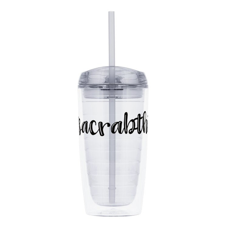It's A Crab Thing Tumbler │ 16 oz Tumbler